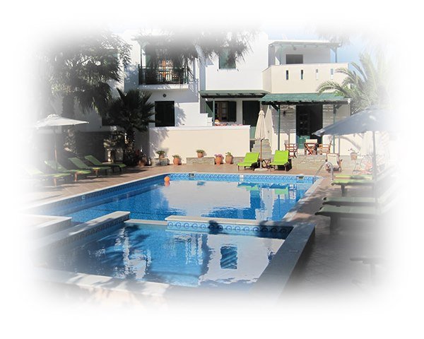 pool appartement agios p vign